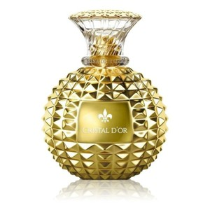 Marina De Bourbon CRISTAL D'OR BY MARINA DE BOURBON-WOMEN-EDP-3.4 OZ-100 ML-TESTER-FRANCE