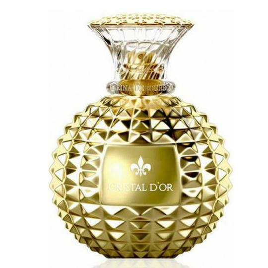 Marina De Bourbon CRISTAL D'OR BY MARINA DE BOURBON-WOMEN-EDP-3.4 OZ-100 ML-TESTER-FRANCE Image 2