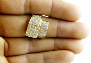 Other Bypass Round Diamond Cluster Ladys Ring Band 18k Yellow Gold 2.50Ct