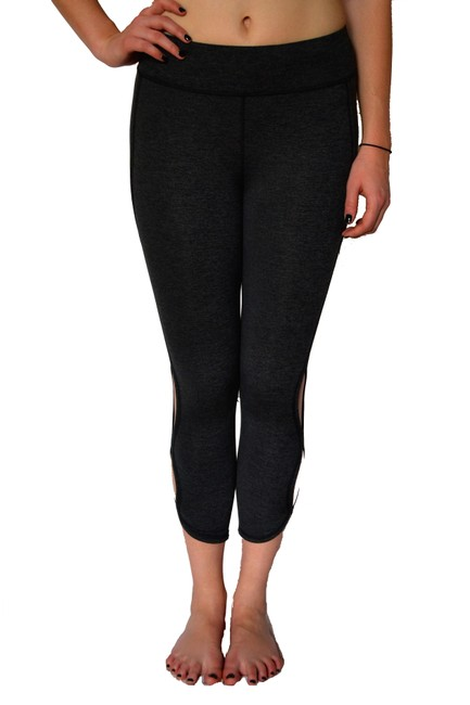 Item - Charcoal Infinity Activewear Bottoms Size 0 (XS, 25)