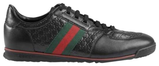 Preload https://img-static.tradesy.com/item/24608881/gucci-black-leather-microgussissima-leather-sneakers-sneakers-size-us-95-regular-m-b-0-1-540-540.jpg