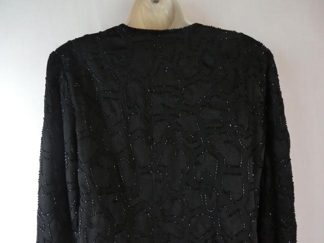 Papell Boutique Top black Image 3