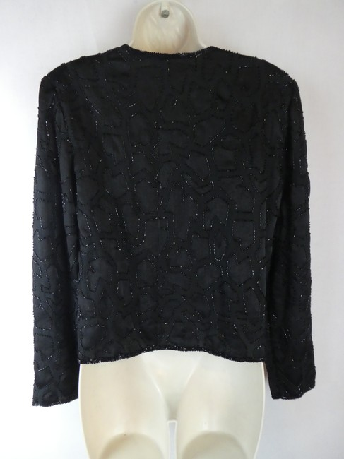Papell Boutique Top black Image 4