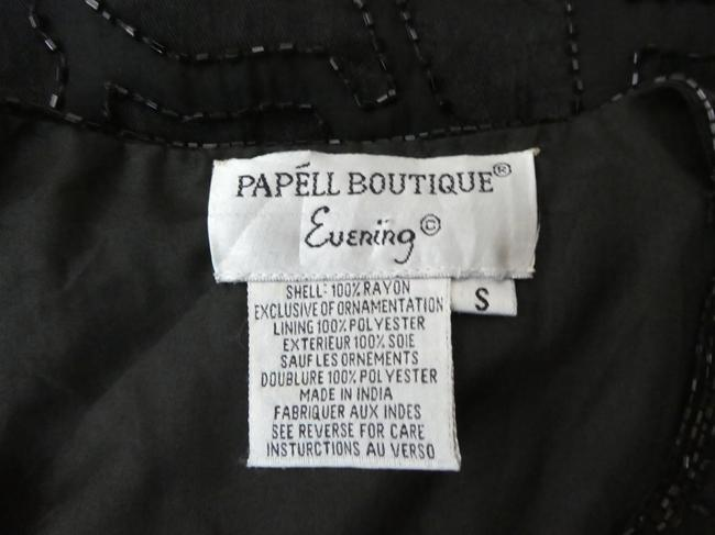 Papell Boutique Top black Image 5