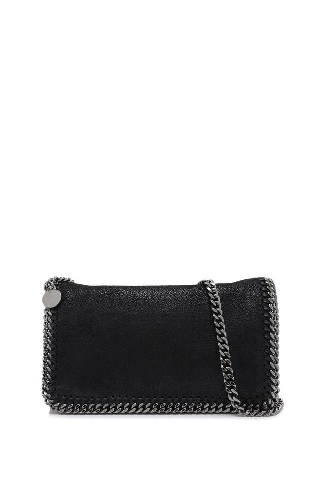 17c16ede6da Stella McCartney Falabella Shaggy Deer Black Cross Body Bag - Tradesy