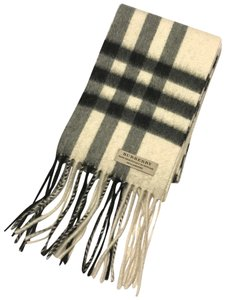 Burberry Long Classic Check Scarf