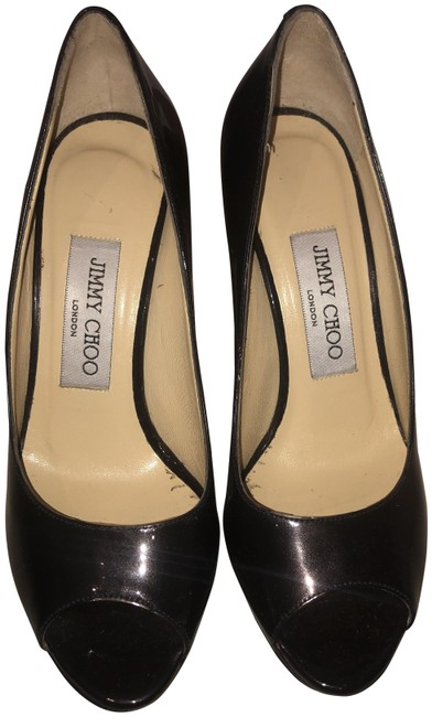 Item - Eggplant Heels Platforms Size EU 35.5 (Approx. US 5.5) Narrow (Aa, N)