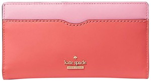 Kate Spade KATE SPADE Phillips Road Stacy Leather Continental Wallet