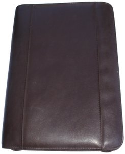 Franklin Covey 365 Simulated Leather Zipper Classic Planner Binder Agenda