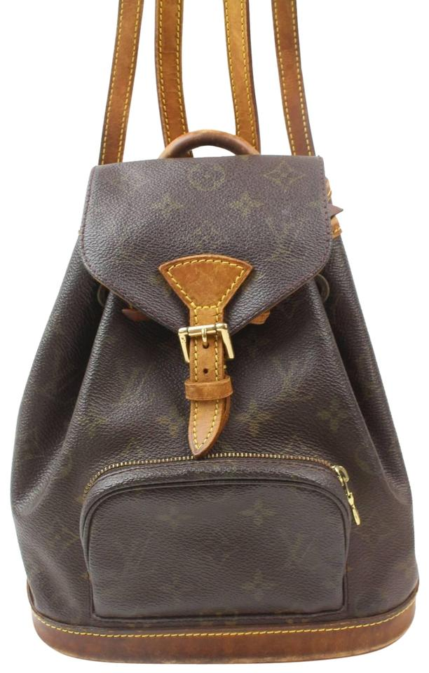 d8b2f71aae6b Louis Vuitton Palm Springs Hot Springs Bosphore Mini Small Backpack Image 0  ...