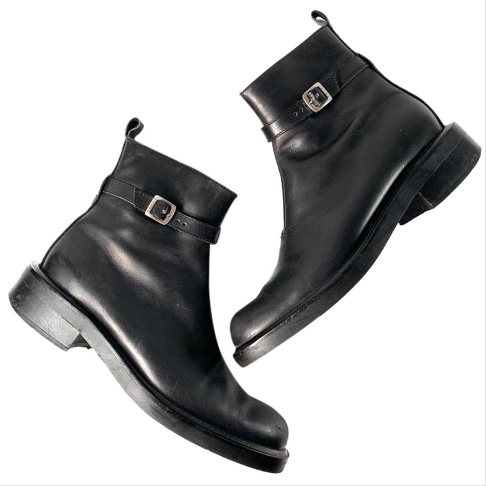 3a3ee91e4eccc Coach Black Chelsea Vintage Made In Italy Ankle Boots/Booties Size US 8  Regular (M, B)