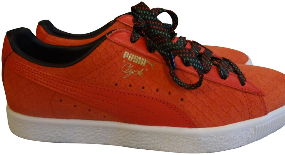 separation shoes 9c21a 6bc39 Puma Rasta**rare** (Black/Green/Red) Clyde Sneakers Size US 8 Regular (M,  B) 76% off retail