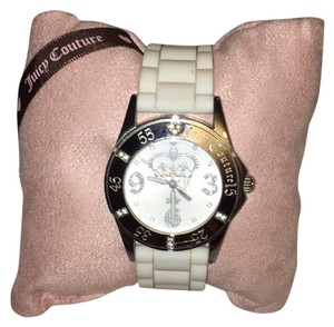 Juicy Couture Stainless Steel Quartz Watch