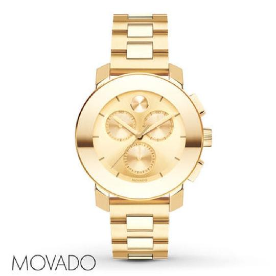 Movado Stainless Chronograph Midsize 3600358 Image 2