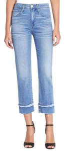 3X1 Capri/Cropped Denim-Light Wash