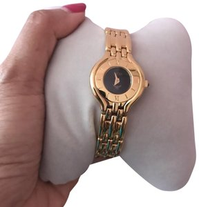 MCM Authentic Vintage Stainless Steel Women's Watch
