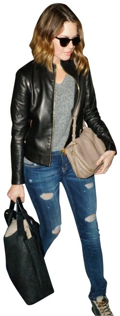 Item - Blue Distressed  The - Loved Destroy - As Seen On Mandy Moore Skinny Jeans Size 12 (L, 32, 33)