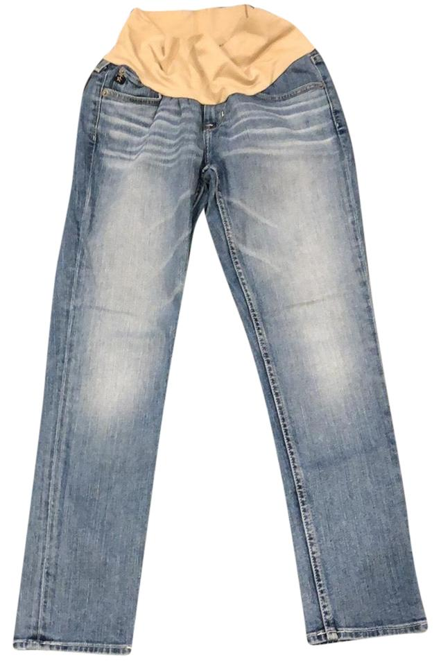 5673149a88533 Big Star For A Pea In The Pod Maternity Denim Size 6 (S) - Tradesy