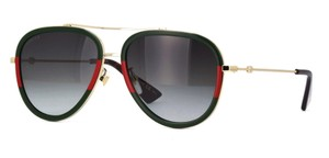 Gucci Large Aviator GG 0062s 003 - SHIPS IMMEDIATELY- Pilot