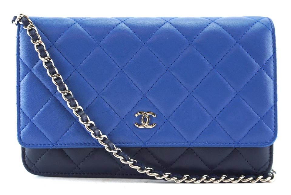 eb7bf797e680 Chanel Wallet on Chain Shoulder #26118 Cc Quilted Classic Woc Flap ...