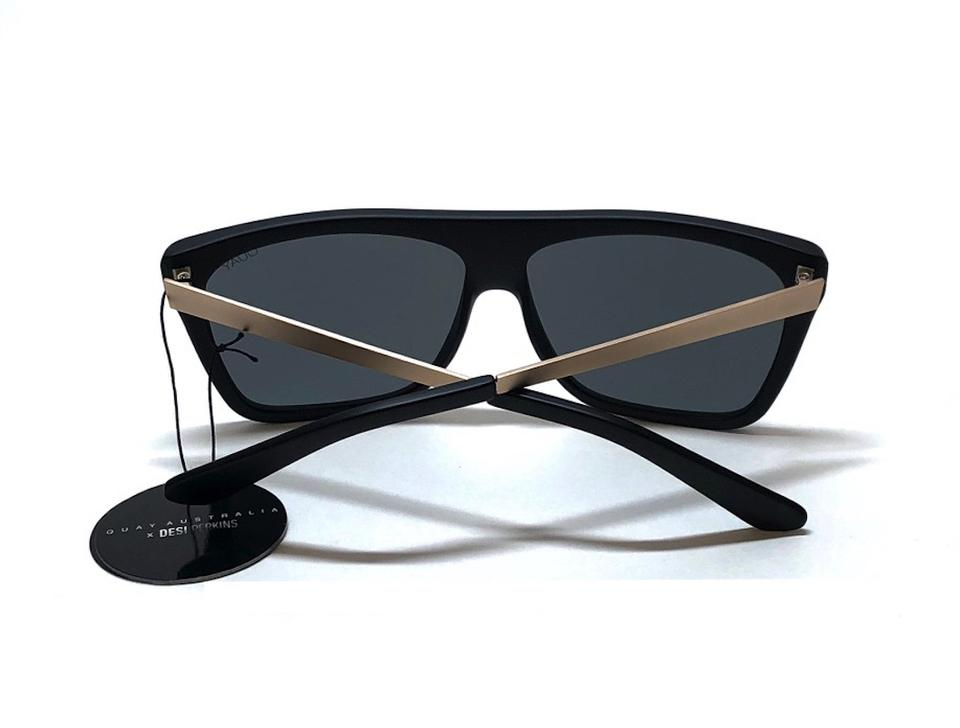 910cf9f72a Quay Black Otl Ii By Desi Perkins Sunglasses - Tradesy