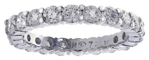 Avital & Co Jewelry 1.55 Carat Round Diamond Eternity Wedding Band