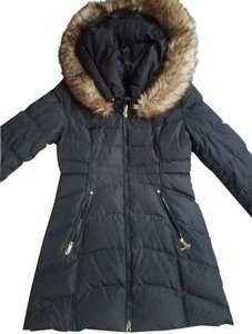 4462812165400 Women s Black Laundry by Shelli Segal Puffy Coats   Ski Coats - Tradesy
