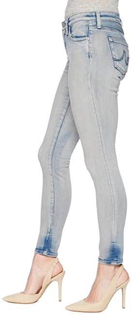AG Adriano Goldschmied 18 Year Tnc Light Wash Legging Ankle Skinny Jeans Size 28 (4, S) AG Adriano Goldschmied 18 Year Tnc Light Wash Legging Ankle Skinny Jeans Size 28 (4, S) Image 1