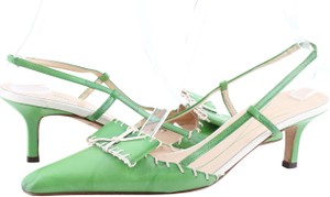 Kate Spade Green Wedges
