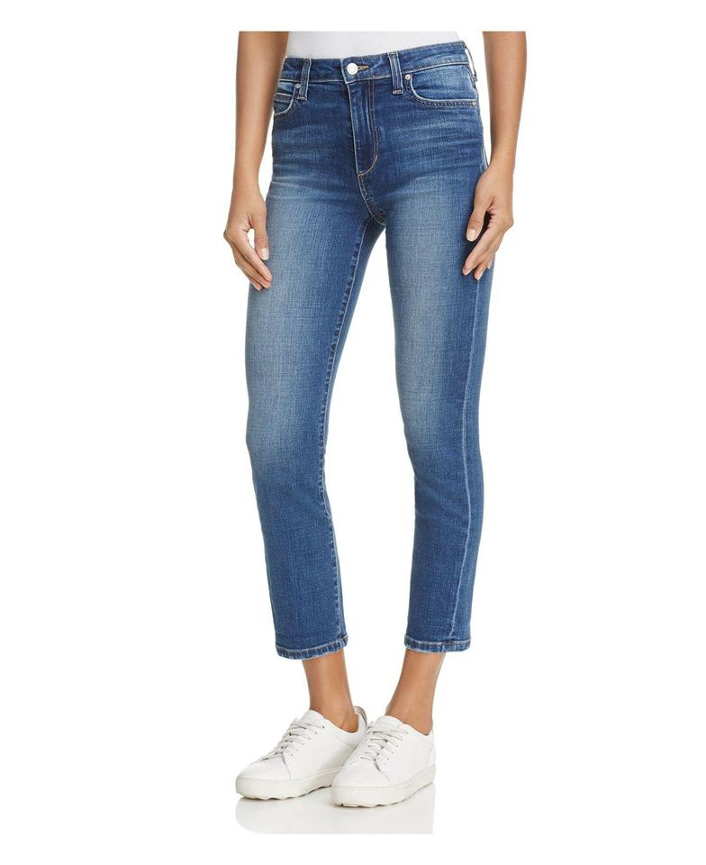 f4811e8ad6326 JOE'S Jeans Designer Spring Summer Capri/Cropped Denim-Medium Wash Image 0  ...
