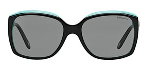 Tiffany & Co. Square NEW TF 4076 80553F - FREE SHIPPING - Oversized Sunglasses