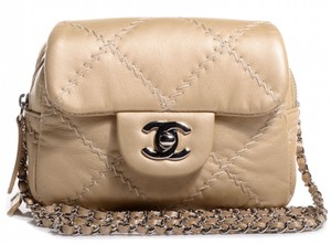 afabf1a45a2a Chanel Classic Flap Woc Mini Wallet On A Chain Cross Body Bag