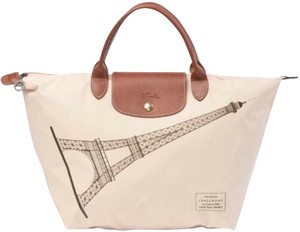 Longchamp Tote in Paper