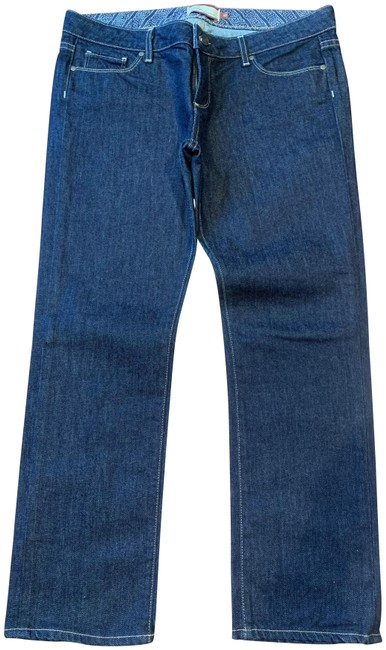 Item - Blue Denim Medium Wash Roxbury Straight Leg Jeans Size 32 (8, M)