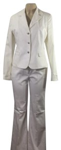 Tahari power white suit