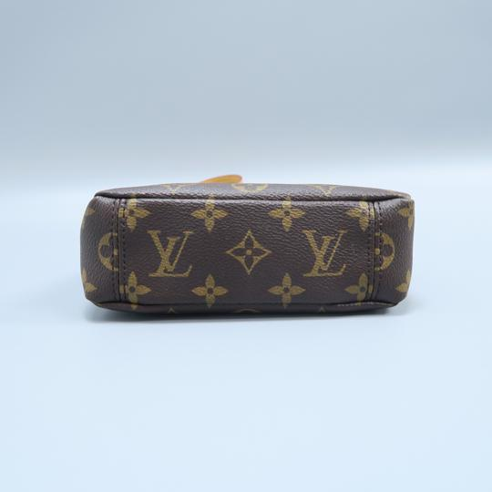 Louis Vuitton Lv Pallas Monogram Bb Canvas Cross Body Bag