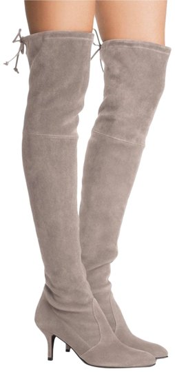 Preload https://img-static.tradesy.com/item/24617996/stuart-weitzman-topo-grey-stretchy-suede-leather-signature-tie-back-over-the-knee-bootsbooties-size-0-1-540-540.jpg