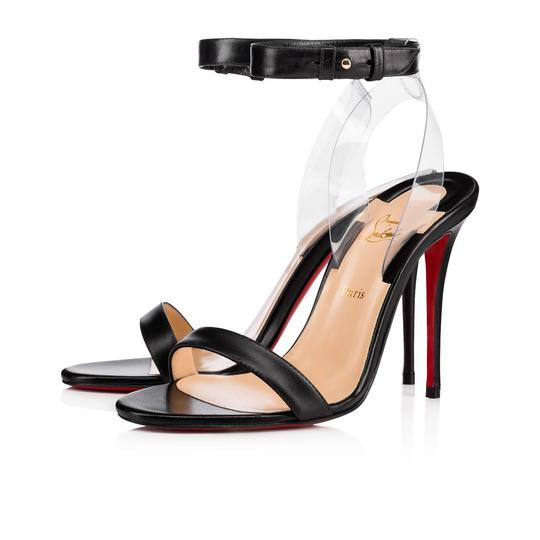 Preload https://img-static.tradesy.com/item/24618040/christian-louboutin-black-jonatina-100-heels-sandals-size-eu-41-approx-us-11-regular-m-b-0-0-540-540.jpg