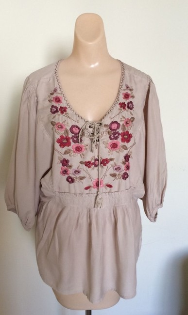 Nine West Top Beige