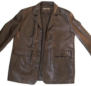 Cypress Grove Leather Jacket