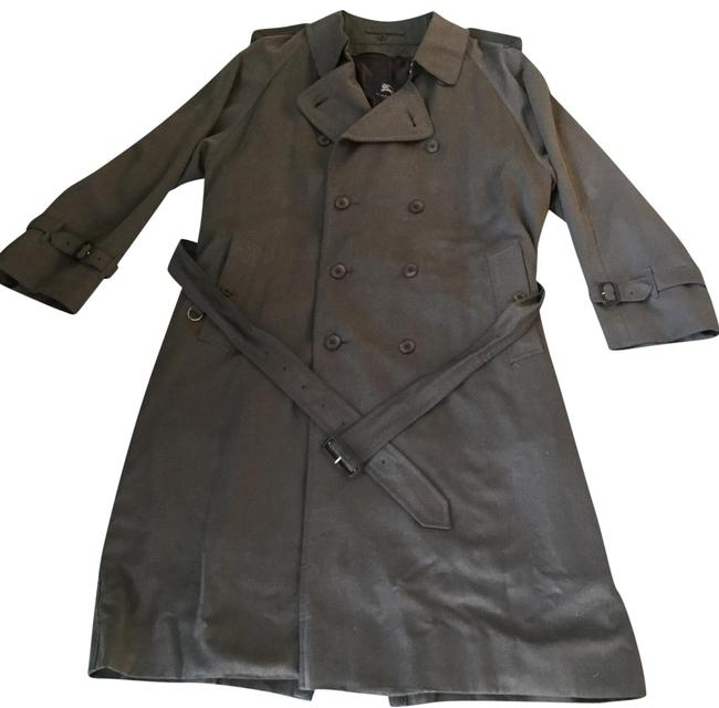 Preload https://img-static.tradesy.com/item/24618224/burberry-charcoal-grey-classic-fit-men-s-kensington-wwool-and-camel-hair-removable-lining-coat-size-0-1-650-650.jpg