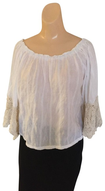 Preload https://img-static.tradesy.com/item/24618312/white-vintage-inspired-peasant-with-crotchet-bell-sleeves-blouse-size-12-l-0-1-650-650.jpg
