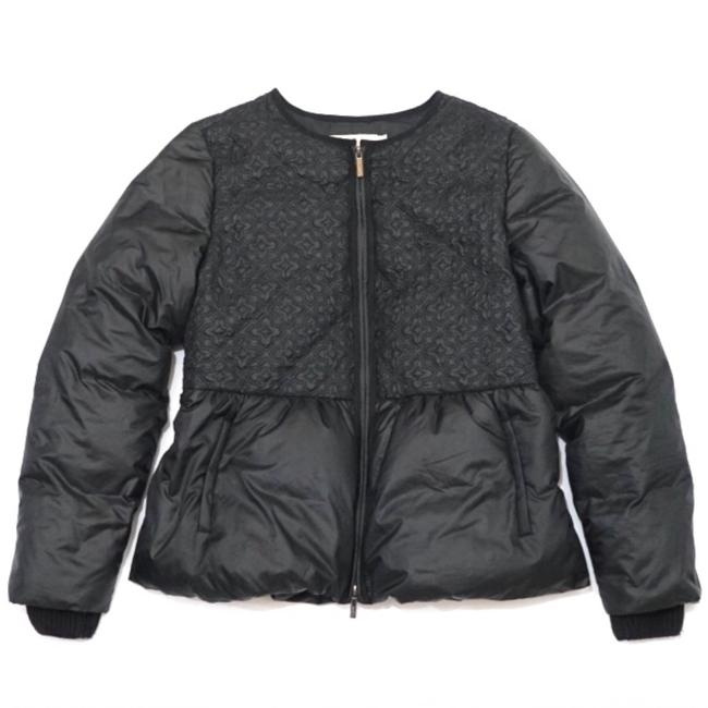 Preload https://img-static.tradesy.com/item/24618418/tory-burch-black-michelle-down-feather-quilted-peplum-puffer-jacket-coat-size-4-s-0-0-650-650.jpg