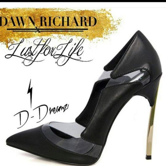 Lust For Life Black Pumps