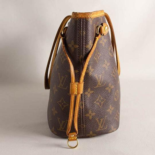 Louis Vuitton Leatherbag Vintage Neverfull Speedy Tote in Brown