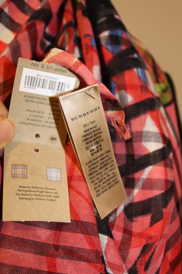Burberry AUTHENTIC NEW Burberry Vintage Check Retangular Scarf
