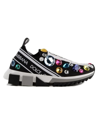 Preload https://img-static.tradesy.com/item/24618502/dolce-and-gabbana-8sneromulticolor-dolce-and-gabbana-crystal-embellished-sneakers-sneakers-size-eu-3-0-0-540-540.jpg
