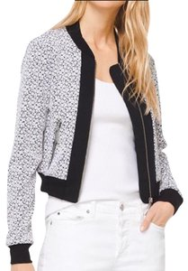 MICHAEL Michael Kors Black and White Jacket