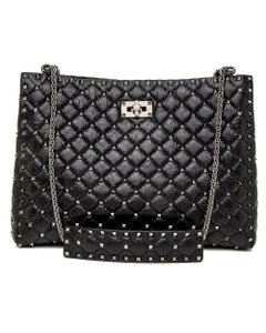 Valentino Rockstud Rockstud Spike Rockstud Shopper Rockstud Shoulder Bag