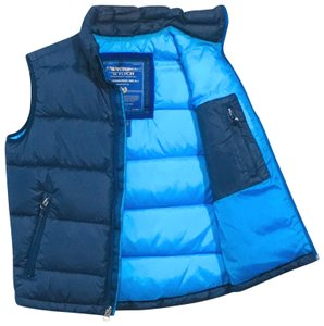 Abercrombie & Fitch Quilted Puffer Down Vest